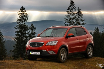 SsangYong Actyon,