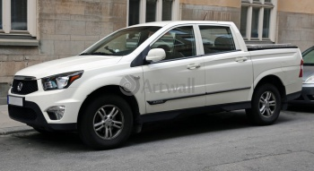 SsangYong Actyon Sports (арт. am2395),