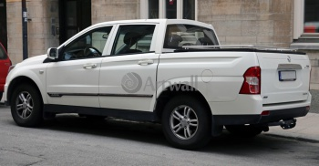 SsangYong Actyon Sports,