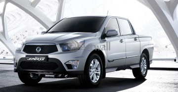 Actyon Sports, SsangYong Actyon Sports (арт. am2398)