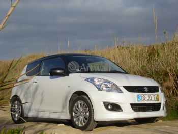 Suzuki Swift 3D (арт. am2521),