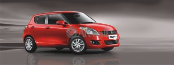 Suzuki Swift 5D,