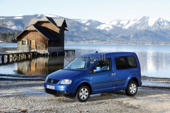 Volkswagen Caddy Life,