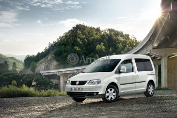 Caddy Life, Volkswagen Caddy Life (арт. am2659)