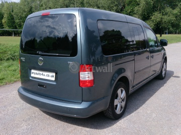Caddy Life Maxi, Volkswagen Caddy Life Maxi (арт. am2661)