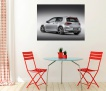Volkswagen Golf 3D,  в интерьере
