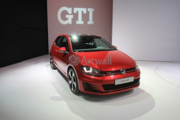 Golf GTI 3D, Volkswagen Golf GTI 3D (арт. am2690)