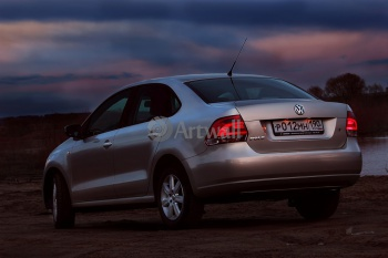 Volkswagen Polo 5D (арт. am2794),