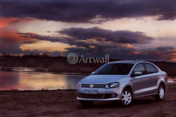Volkswagen Polo Sedan (арт. am2796),