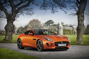 Jaguar F-Type Coupe,