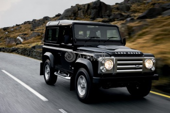 Land Rover Defender 90 (арт. am3396),