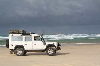 Land Rover Defender 110,