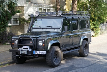 Land Rover Defender 110 (арт. am3400),