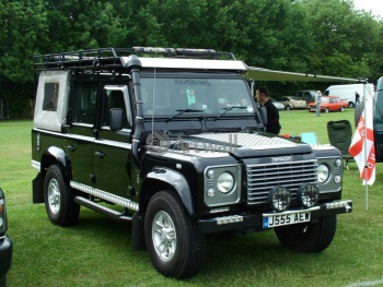 Land Rover Defender 110 Pickup,
