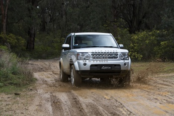 Land Rover Discovery 4 (арт. am3408),