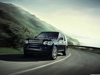 Land Rover Discovery 4,