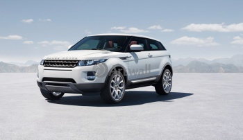 Land Rover Range Rover Evoque Coupe,