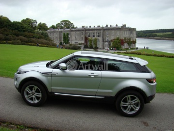 Range Rover Evoque Coupe, Land Rover Range Rover Evoque Coupe (арт. am3462)
