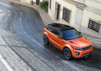 Land Rover Range Rover Evoque Coupe (арт. am3464),