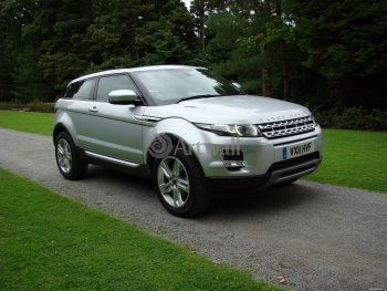 Интерьерные часы Land Rover Range Rover Evoque Coupe,