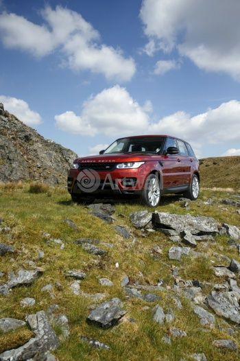 Land Rover Range Rover Sport (арт. am3479),