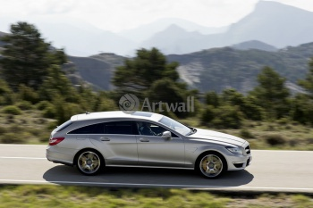 Mercedes-Benz CLS 63 AMG Shooting Brake,