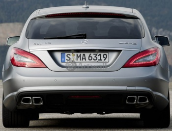 Mercedes-Benz CLS 63 AMG Shooting Brake (арт. am3564),