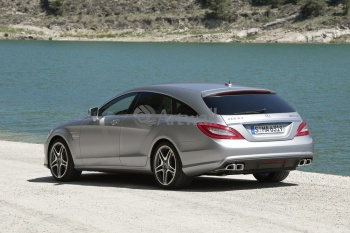Mercedes-Benz CLS 63 AMG Shooting Brake (арт. am3565),