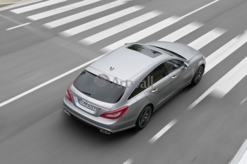 Mercedes-Benz CLS 63 AMG Shooting Brake (арт. am3566),