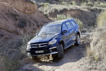 Mercedes-Benz GL,