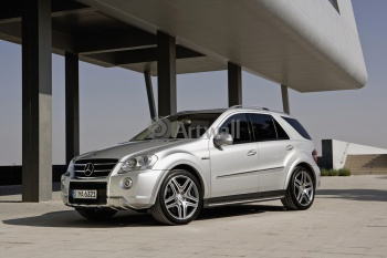 Mercedes-Benz ML 63 AMG (арт. am3616),