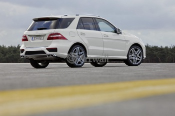Mercedes-Benz ML 63 AMG,