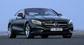 Mercedes-Benz S Coupe,