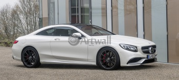 Mercedes-Benz S Coupe 63 AMG,