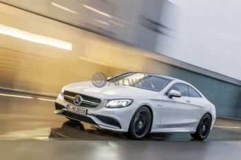 Mercedes-Benz S Coupe 63 AMG (арт. am3652),
