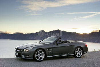 Mercedes-Benz SL (арт. am3654),