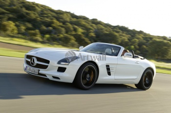 Mercedes-Benz SLS AMG Roadster (арт. am3686),