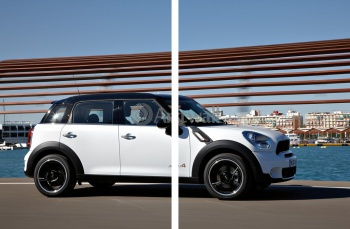 Модульное панно MINI Cooper S Countryman All4 (арт. am3706),