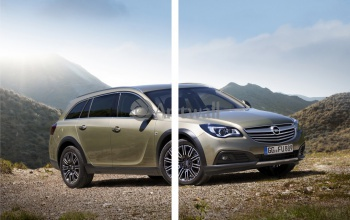 Модульное панно Opel Insignia Country Tourer (арт. am3896),