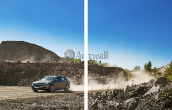 Модульное панно Opel Insignia Country Tourer (арт. am3900),