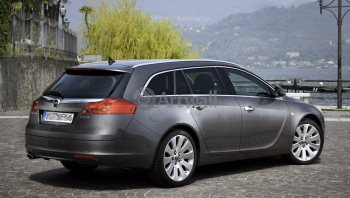 Opel Insignia Sports Tourer,