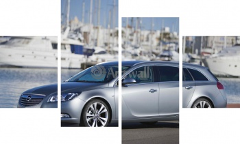 Модульное панно Opel Insignia Sports Tourer (арт. am3917),