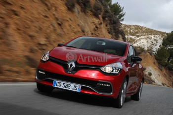 Renault Clio RS (арт. am4207),