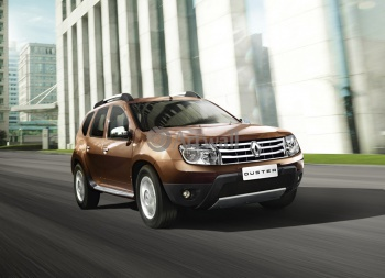 Renault Duster (арт. am4214),
