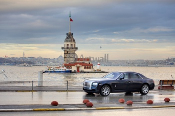 Rolls-Royce Ghost (арт. am4288),
