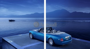 Модульное панно Rolls-Royce Phantom Drophead Coupe (арт. am4306),