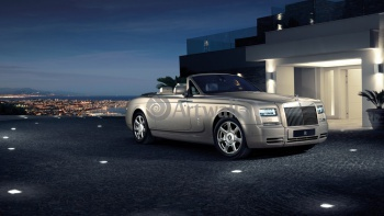 Rolls-Royce Phantom Drophead Coupe (арт. am4308),