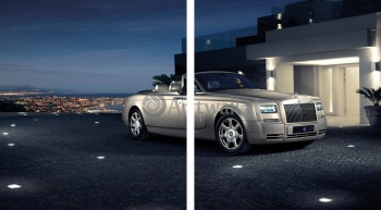 Модульное панно Rolls-Royce Phantom Drophead Coupe (арт. am4308),