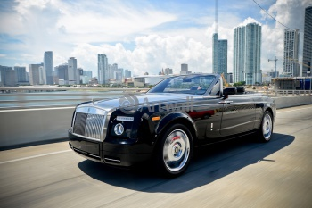 Rolls-Royce Phantom Drophead Coupe (арт. am4313),