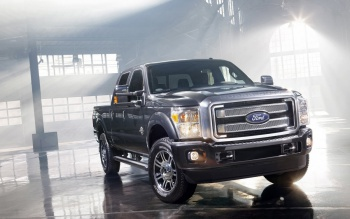 Ford Super Duty (2015),